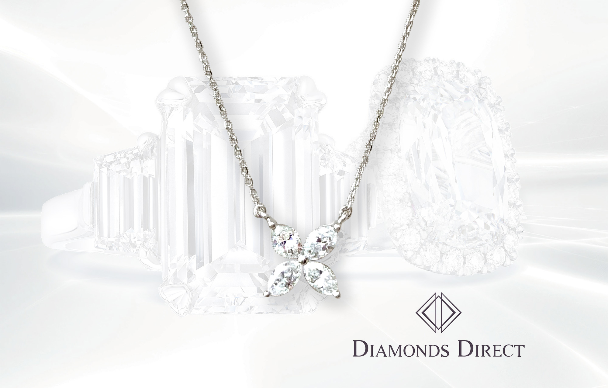 Diamonds Direct Necklace